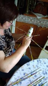 Aktywna Kobieta papierowa wiklina (10)