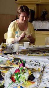 Aktywna Kobieta papierowa wiklina (3)