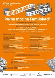 Industriada 2018 na Familokach